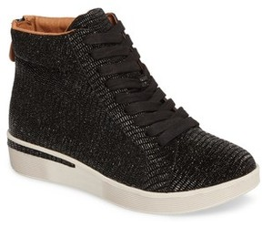 Gentle Souls Women's Helka High Top Sneaker