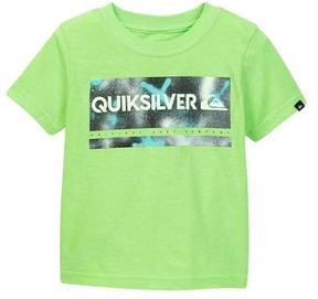Quiksilver Check My Spray Tee (Toddler Boys)