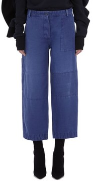 Burberry Women's Crop Workwear Pants