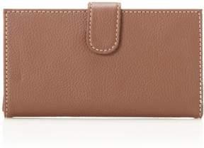 Mundi Rio Leather Checkbook Cover Wallet