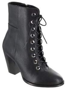 Mia Fontana Leather Booties