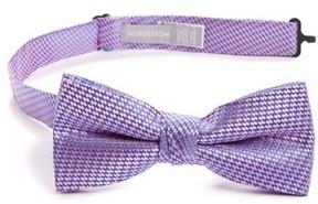 Nordstrom Boy's Neat Silk Bow Tie