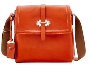 Dooney & Bourke Florentine Toscana Small Messenger Bag. - GINGER - STYLE