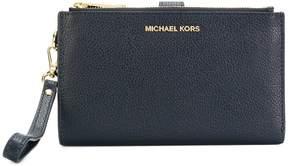 MICHAEL Michael Kors Adele smartphone wristlet - BLUE - STYLE