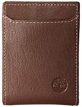 Timberland Blix Flip Clip Wallet Handbags