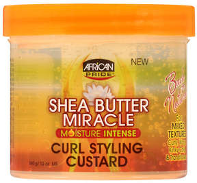 African Pride Shea Butter Miracle Styling Custard