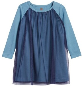 Tea Collection Toddler Girl's Mackenzie Tulle Dress