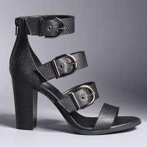 Vera Wang Simply Vera Dusseldorf Women's High Heel Sandals