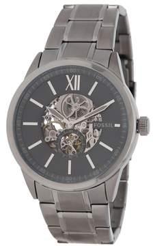 Fossil Men's Flynn Bracelet Watch, 48mm