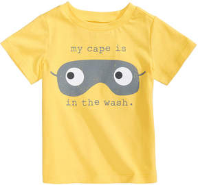 First Impressions Cape-Print Cotton T-Shirt, Baby Boys (0-24 months), Created for Macy's