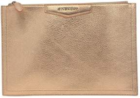 Givenchy Antigona leather clutch bag