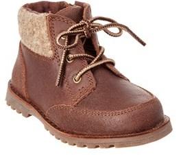 UGG Kids' Orin Leather Boot.