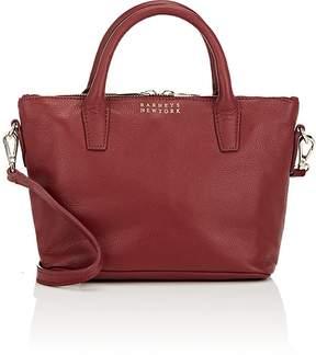 Barneys New York WOMEN'S MONICA MINI LEATHER CROSSBODY BAG