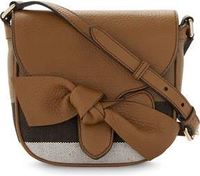 Burberry Cross body bow bag - SAND - STYLE