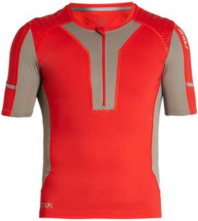 2XU XTRM compression short-sleeved performance top
