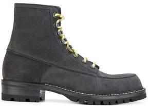Lanvin lace-up ankle boots