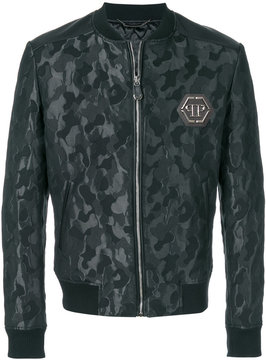 Philipp Plein Mercer bomber jacket