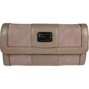 Burberry Beige Leather Wallets
