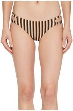 Amuse Society Elise Skimpy Bottom Women's Swimwear