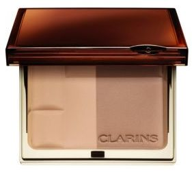 Clarins Bronzing Duo Powder Compact/ 0.35 oz.