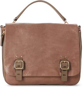 Vince Camuto Delos Leather Messenger Bag