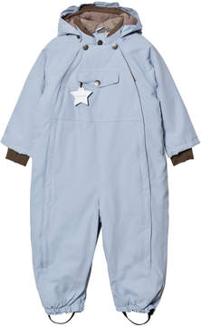 Mini A Ture Blue Fog Wisti Snowsuit