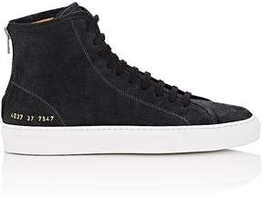 Common Projects Women's Tournament Suede Sneakers