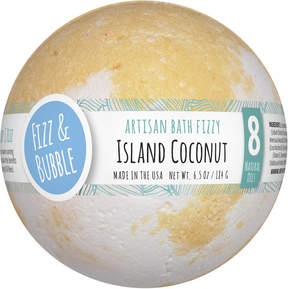 Fizz & Bubble Coconut Cream Large Bath Fizzy