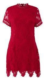 AX Paris Curve Crochet Dress