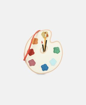 Stella McCartney popsicle paint palette bag