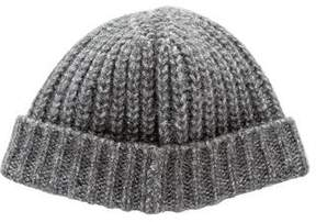 Zadig & Voltaire Metallic Chunky Knit Beanie