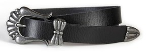 Paige Women's Jennifer Leather Belt