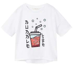 MANGO Magic path t-shirt