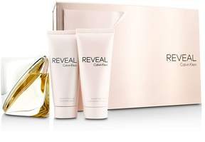 Calvin Klein Reveal Coffret: Eau De Parfum Spray 100ml/3.4oz + Body Lotion 100ml/3.4oz + Shower Gel 100ml/3.4oz