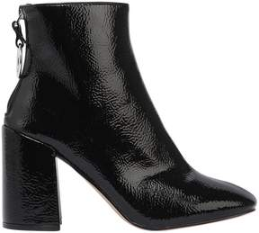 Steve Madden 90mm Posed Faux Leather Boots