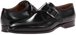 Gravati Calf Leather Buckle Monk Strap Men's Monkstrap Shoes