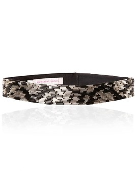 Matthew Williamson Ocelot Beaded Belt