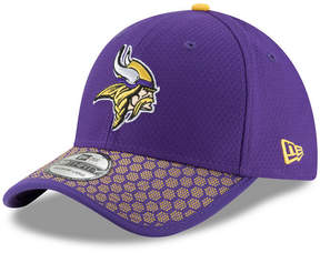 New Era Boys' Minnesota Vikings 2017 Official Sideline 39THIRTY Cap