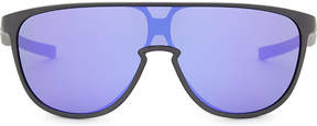 Oakley Oo9318 Trillbe rectangle-frame sunglasses