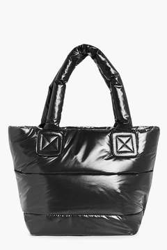 boohoo Skye Padded Quilted Sports Holdall