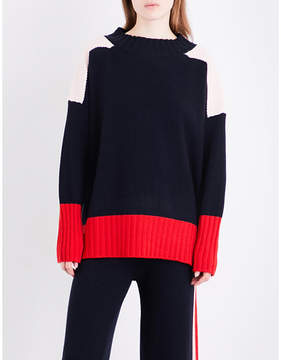 Chinti and Parker Comfort cashmere jumper