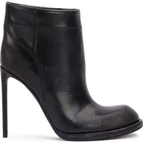 Haider Ackermann stiletto heel ankle boots