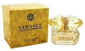 Yellow Diamond by Versace Eau De Parfum Women's Spray Perfume - 1.7 fl oz