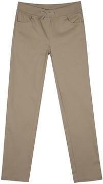 Chaps Girls 4-16 & Plus Size School Uniform Pull-On Skinny Pants