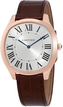 Cartier Drive de Extra-Flat Men's Hand Wound Watch