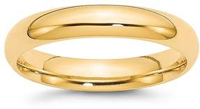 Bloomingdale's Men's 4mm Comfort Fit Band Ring in 14K Yellow Gold - 100% Exclusive