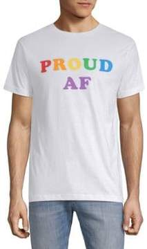 Abercrombie & Fitch Proud Cotton Tee