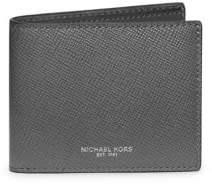 Michael Kors Embossed Leather Slim Billfold Wallet