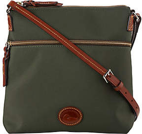 Dooney & Bourke As Is Nylon Crossbody Handbag - ONE COLOR - STYLE