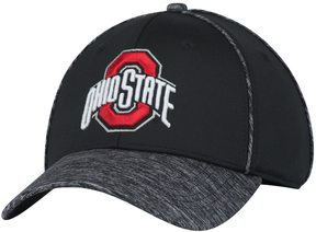 NCAA Adult Ohio State Buckeyes Pipe Dream Structured Snapback Cap